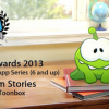 Cut the Rope wins iKids award as the best web-series for kids in the US